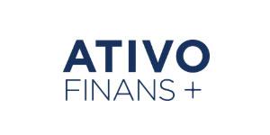 Grafik från Ativo Finans+